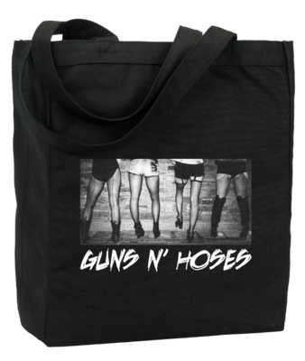 Guns N' Hoses Tote