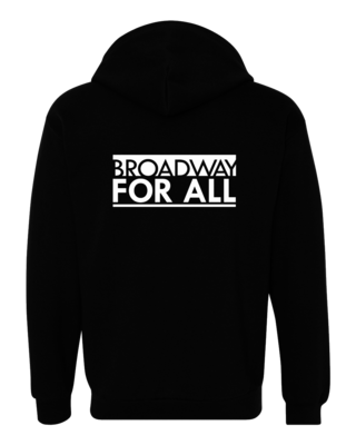 Broadway for All  Zip Hood