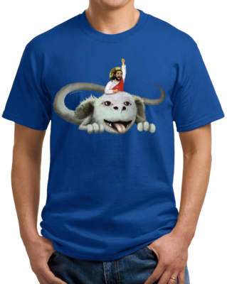 Happy Flight - Royal T-shirt