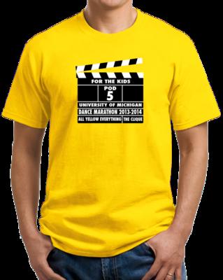 DMUM Pod 5 Movies T shirt