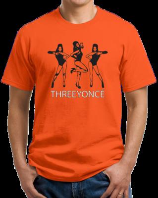 DMUM Pod 3 Threeyonce T shirt
