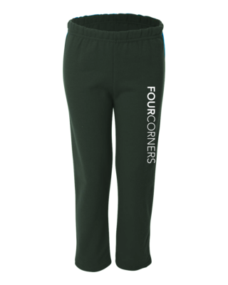 Youth Open Bottom Sweatpant
