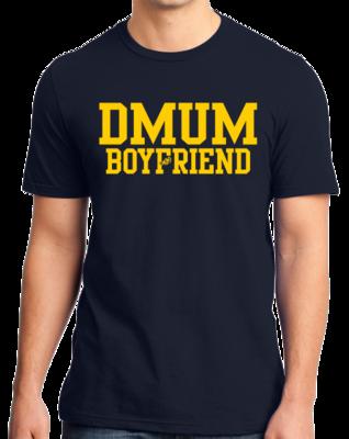 DMUM Boyfriend T-shirt
