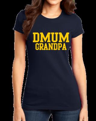 DMUM Grandpa T-shirt