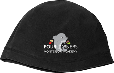 One Size Fits All Winter Fleece Beanie