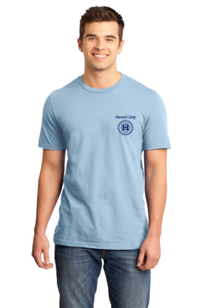 Harand Theatre Camp - Sun Logo Left Chest Royal Print Standard Light blue Stock Model Front 1