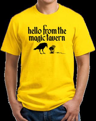 Magic Tavern Logo T-shirt