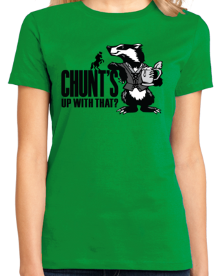 Magic Tavern Chunt's Up With That T-shirt