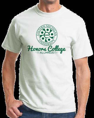 Alumnus, Green Ink Honors Swirl T-shirt