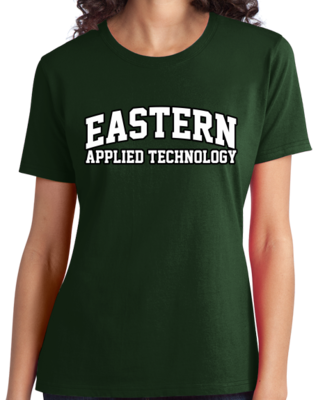 Eastern Applied Technology Arched T-shirt