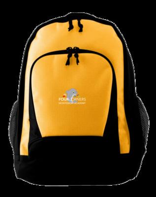 Yellow Book Bag
