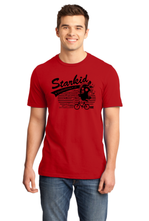 StarKid Bird Standard Red Stock Model Front 1