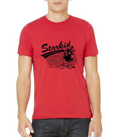 StarKid Bird Standard Red Stock Model Front 1 Thumb