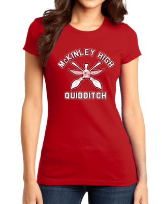 McKinley High Quidditch T-shirt
