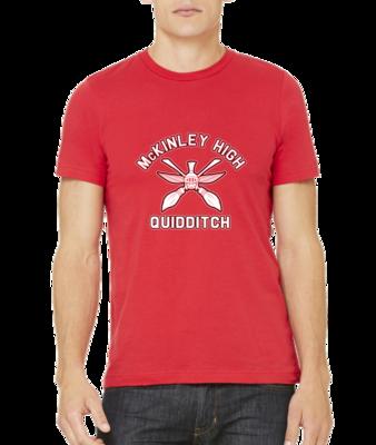 McKinley High Quidditch T-shirt