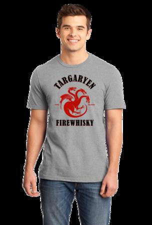 Targaryen Firewhisky Standard Grey Stock Model Front 1