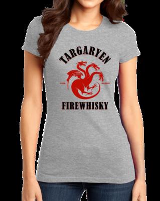 Targaryen Firewhisky T-shirt