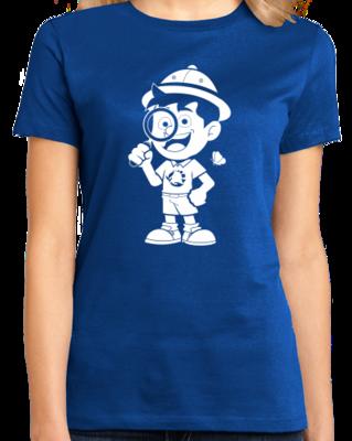 Muskegon Montessori Academy for Environmental Change Explorer T-shirt