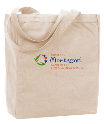 Muskegon Montessori Academy for Environmental Change Tote