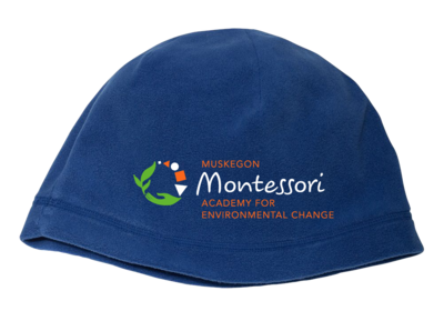 Muskegon Montessori Academy for Environmental Change Fleece Beanie