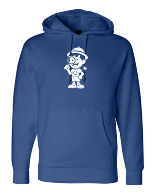 Muskegon Montessori Academy for Environmental Change Explorer pullover-hoodie