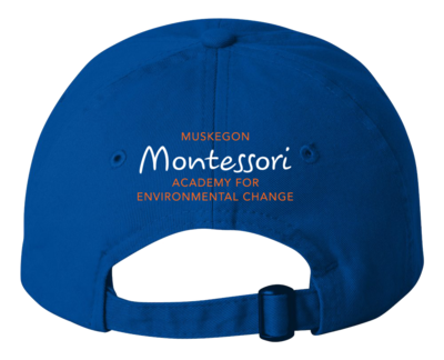 Muskegon Montessori Academy for Environmental Change Hat