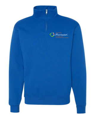 Muskegon Montessori Academy for Environmental Change Quarter Zip