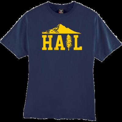 Portland U of M Club Hail T-Shirt