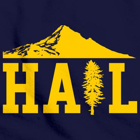 Portland U of M Club Hail V-Neck