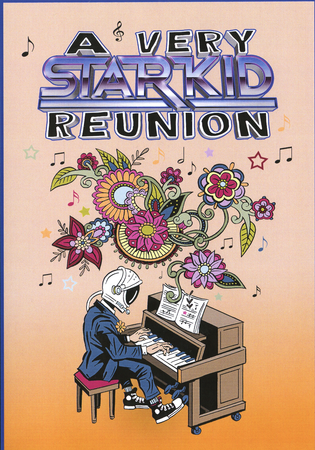 A Very StarKid Reunion DVD Cover