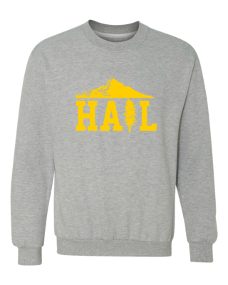 Portland U of M Club Hail Dark Crewneck Sweatshirt