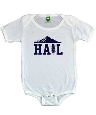 Portland U of M Club Hail Infant Garment