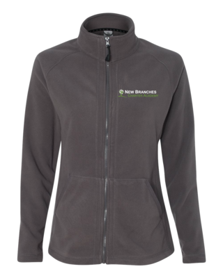 New Branches Logo Full Zip Fleece