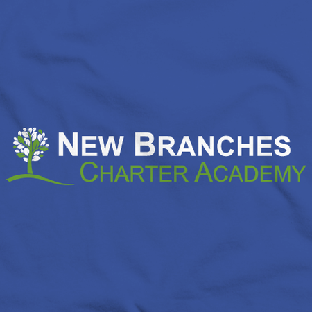 New Branches Logo Royal Art Preview