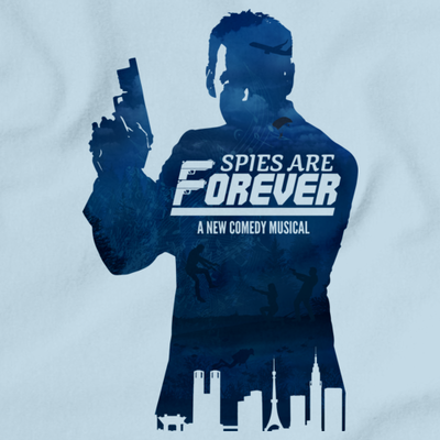 Spies are Forever - Tin Can Brothers T-shirt
