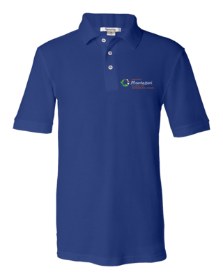 Muskegon Montessori Academy for Environmental Change Dark Polo