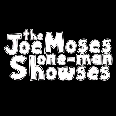 Joe Moses One Man Showses Zip Hoodie