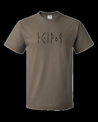 Kim Tillman Black Logo T-shirt