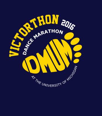 DMUM 2016 VictorThon T-Shirt
