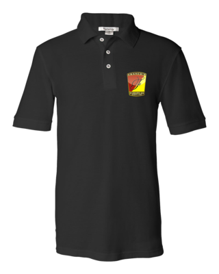 Franco's European Black Polo