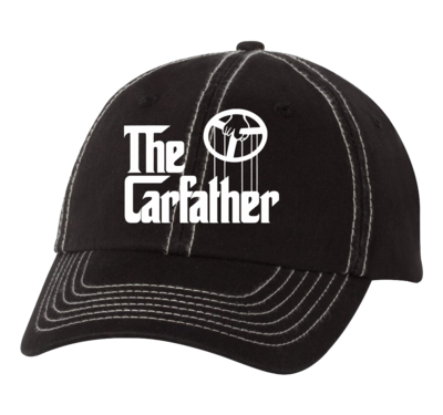 The Carfather Black Hat