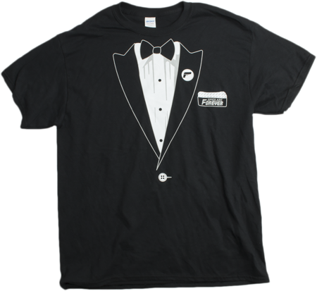 Spies Tuxedo T-Shirt Front