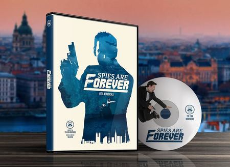 Spies Are Forever DVD