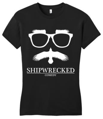 Shipwrecked Logo Crewneck T-shirt