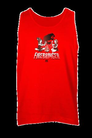 Firebringer Shadow Puppet Tank Top