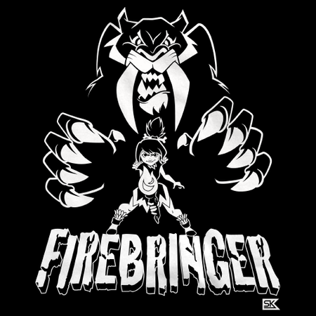 Firebringer GeekyCon 2016 Black Art Preview