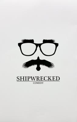 Shipwrecked Logo Poster