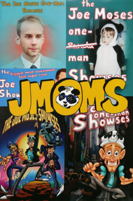 JMOMS GeekyCon 2016 Compilation Poster