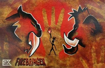 Firebringer Poster