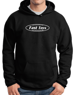 Fast Toys Club Logo Pullover Hoodie